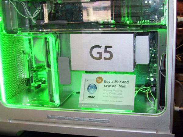Green Neon G5 Tower