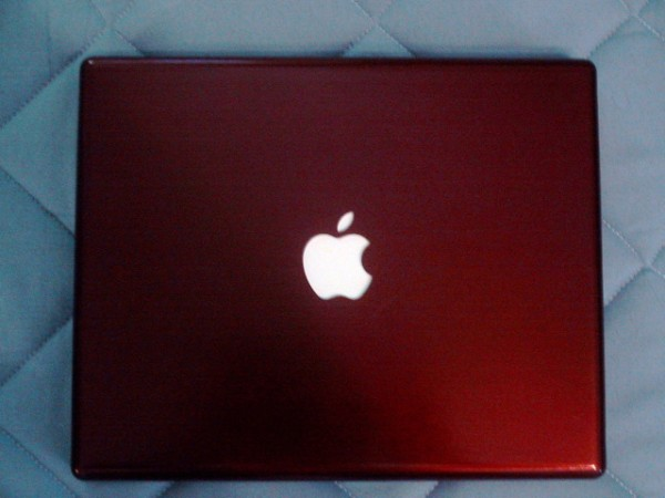 Crimson iBook