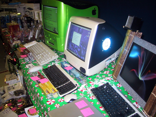 Grape iMac